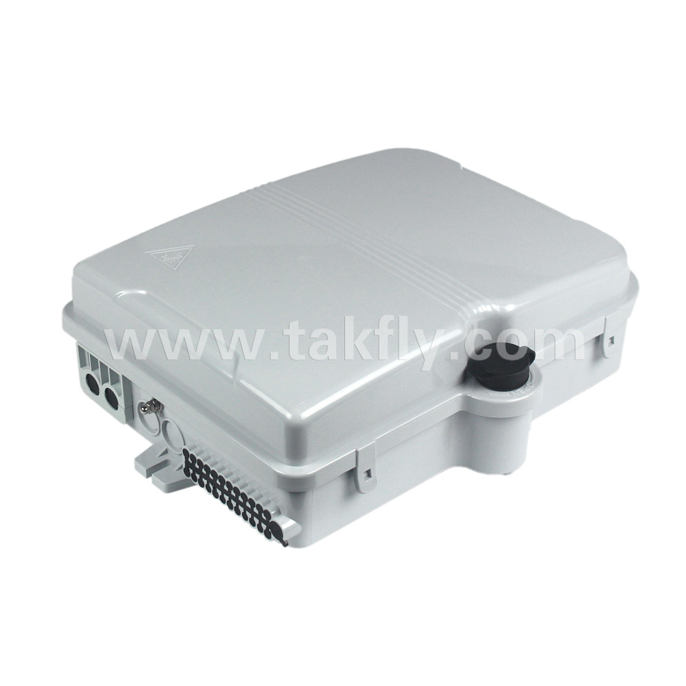 24 Cores FTTX Fiber Optic Termination Box