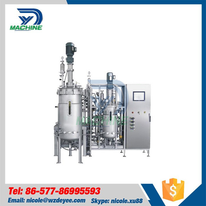 China Stainless Steel Fermenter and Fermenter Bioreactor
