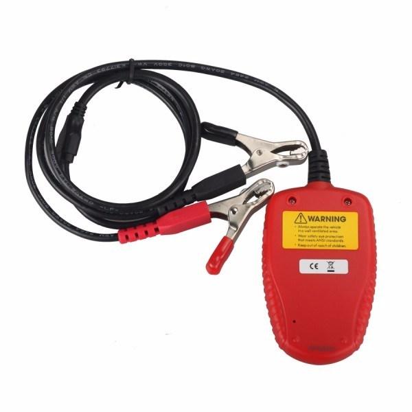 Quicklynks Ba101 Automotive 12V Auto Battery Tester Vehicle Battery Analyzer (100~2000 CCA)