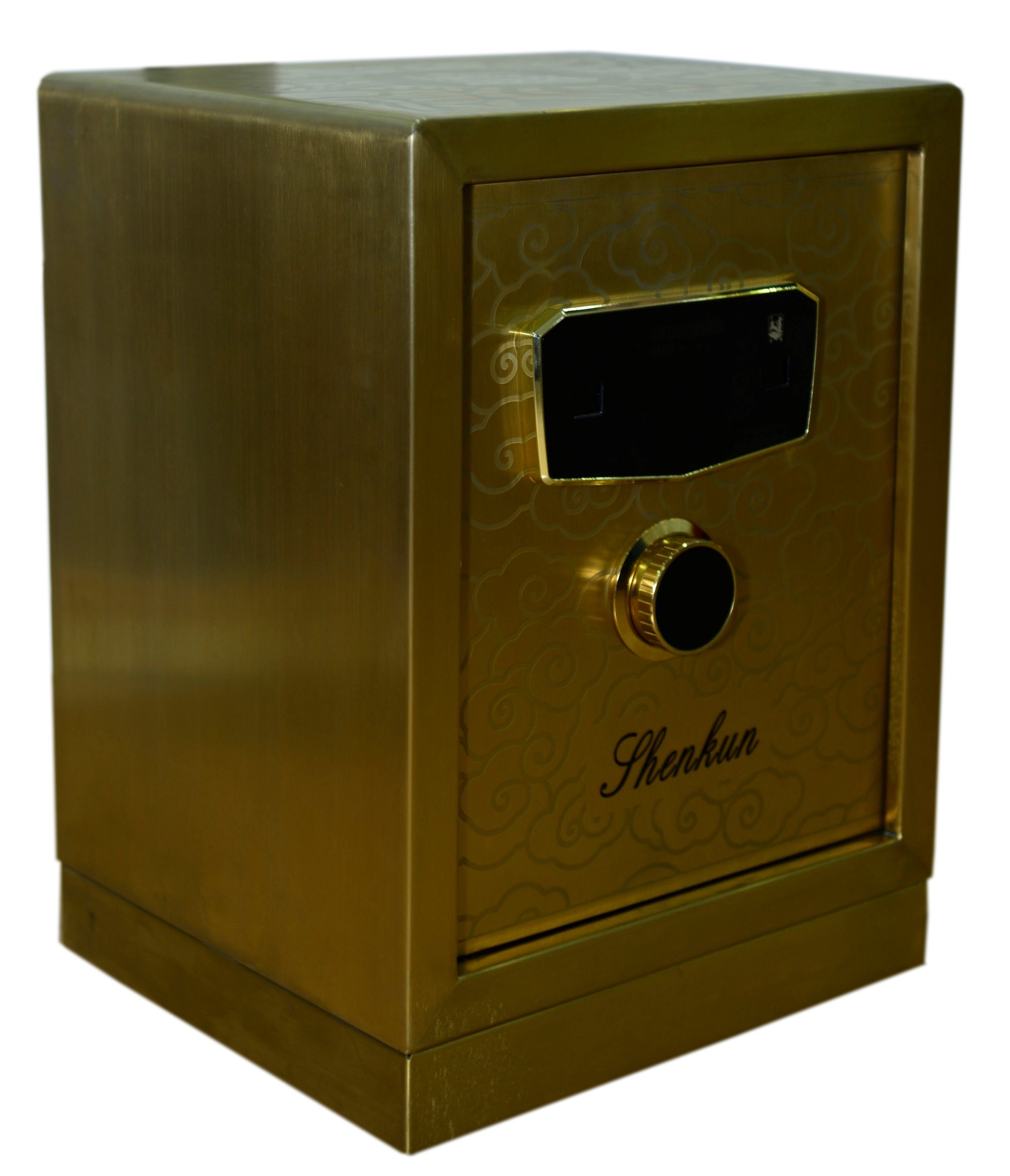 Security Home Safe Box with Digital Lock-Stainless Steel Seriers