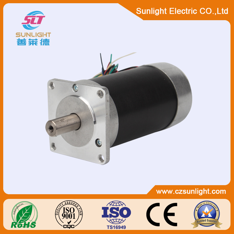 24V 36V 48V 4000rpm 57mm Electric Brushless DC Motor