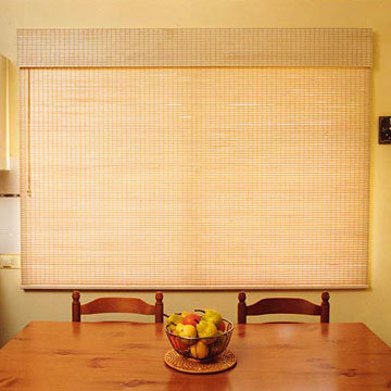 China Bamboo Blinds Roll Up Type China Curtain Vertical