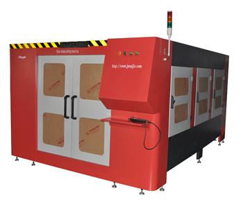 Fiber Laser Engraving Machine Rj-1325-300W
