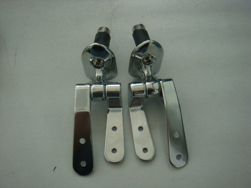 China Top Fix Toilet Seat Hinge China Toilet Hinges Toilet Seat Hinges Chrome