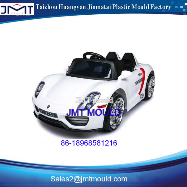 Plastic Injection Baby Car Mould