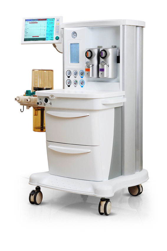 Medical Equipment Anaesthesia Machine Cwm-301A