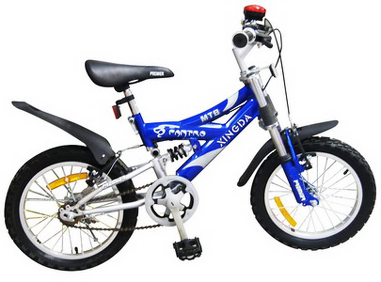 China Double Suspension Kids Bicycle/Bikes - China Bmx ...