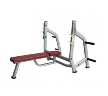 fitness equipment gym equipment olympic flat bench press