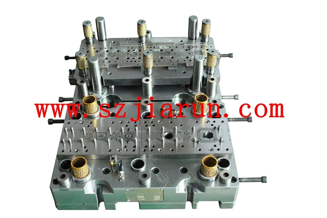 Stamping Progressive Mould/Die/Mold for Stator Rotor Lamination