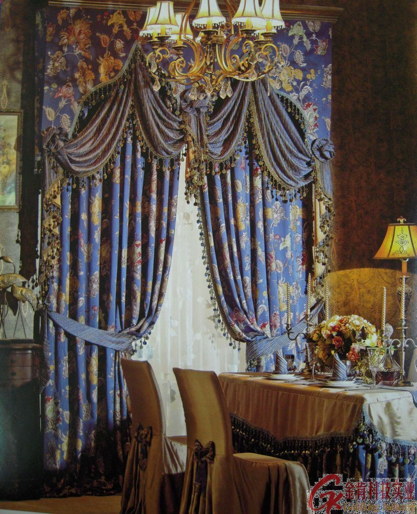 Window Treatments - Touch Of Class