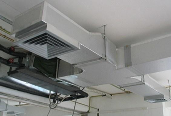 China PIR Sandwich Pre-Insulated HVAC Duct Panel - China ...