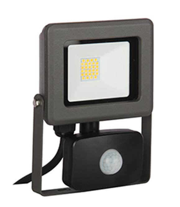 800lm Ce/EMC/RoHS LED Floodlight with Sensor