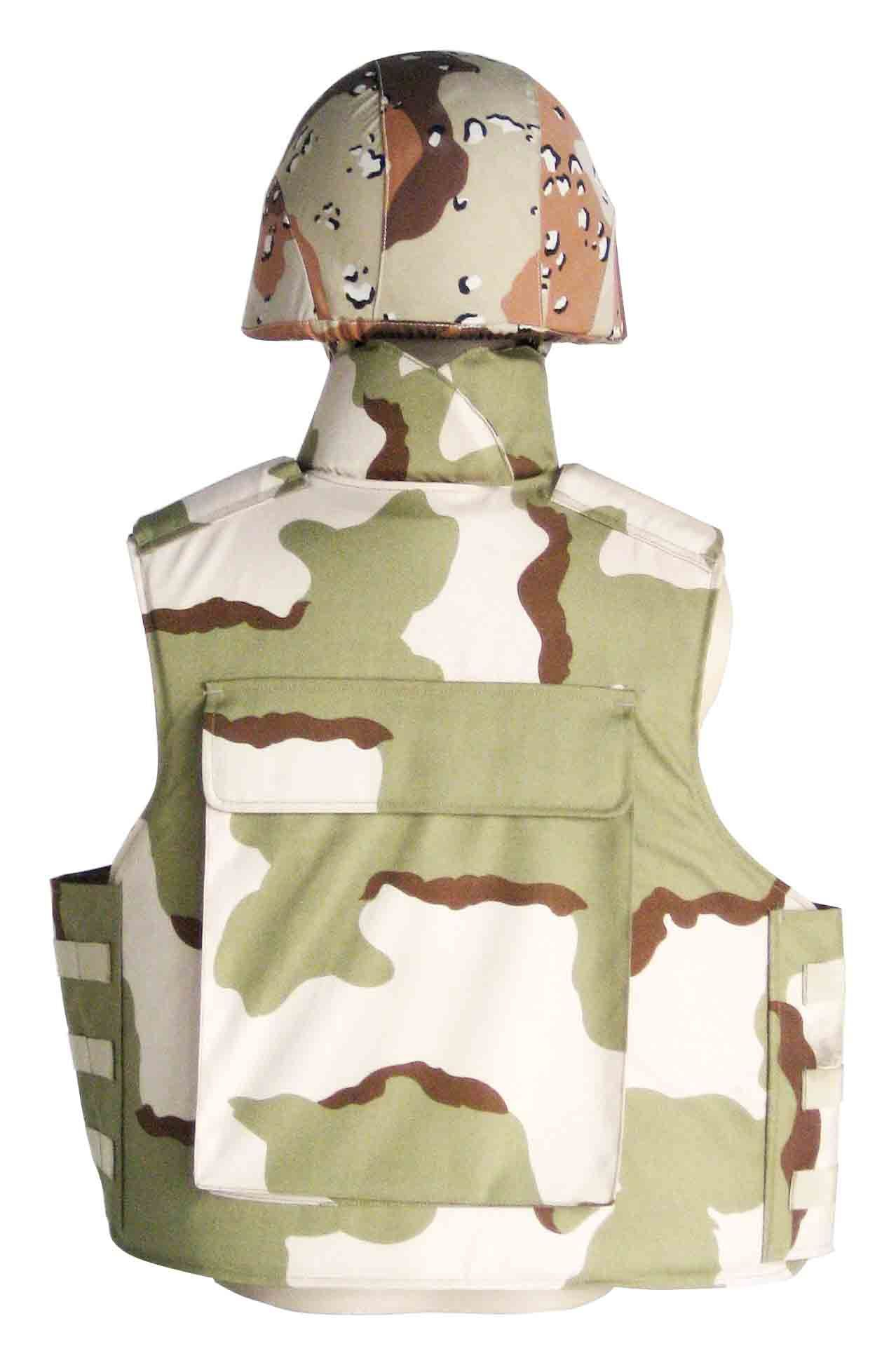 Tactical Bulletproof Vest (RYY97-206)