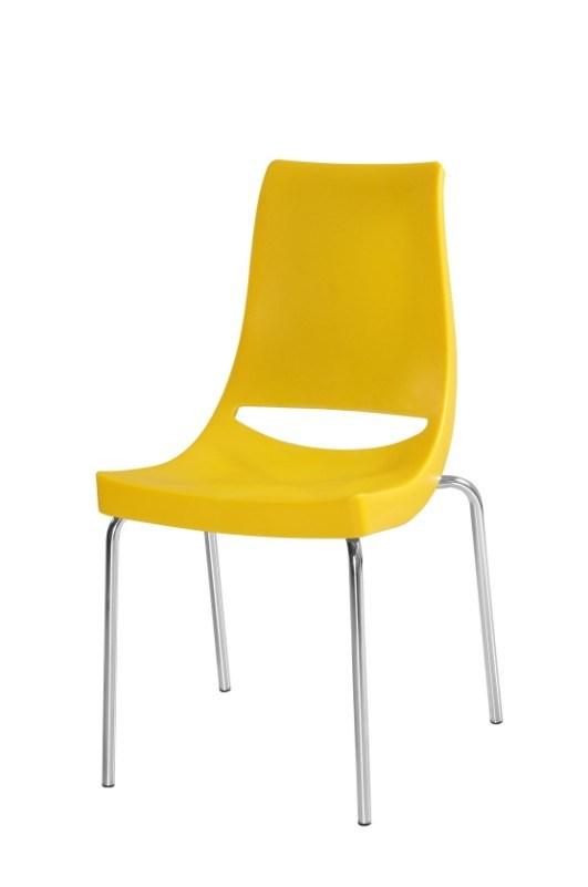 Silla moderna para oficina silla visita comedor silla for Silla oficina moderna