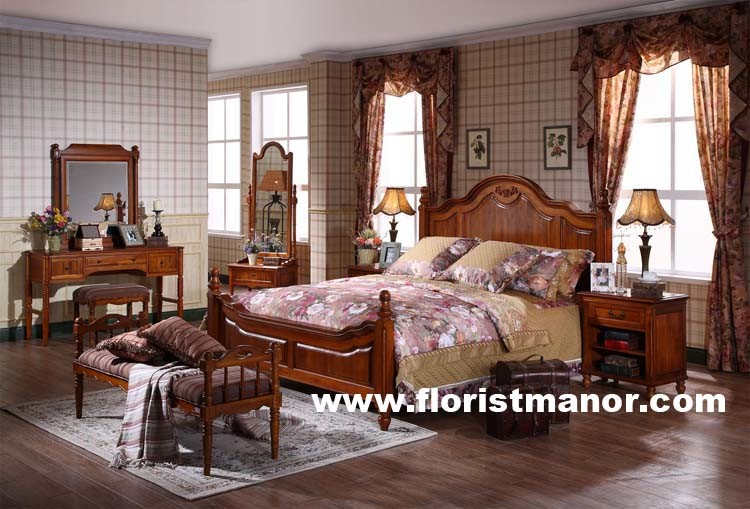 Solid Wood Bedroom Furniture White Toronto 22