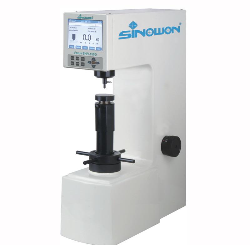 Digital Metal Plastic Rockwell Superficial Hardness Lab Equipment