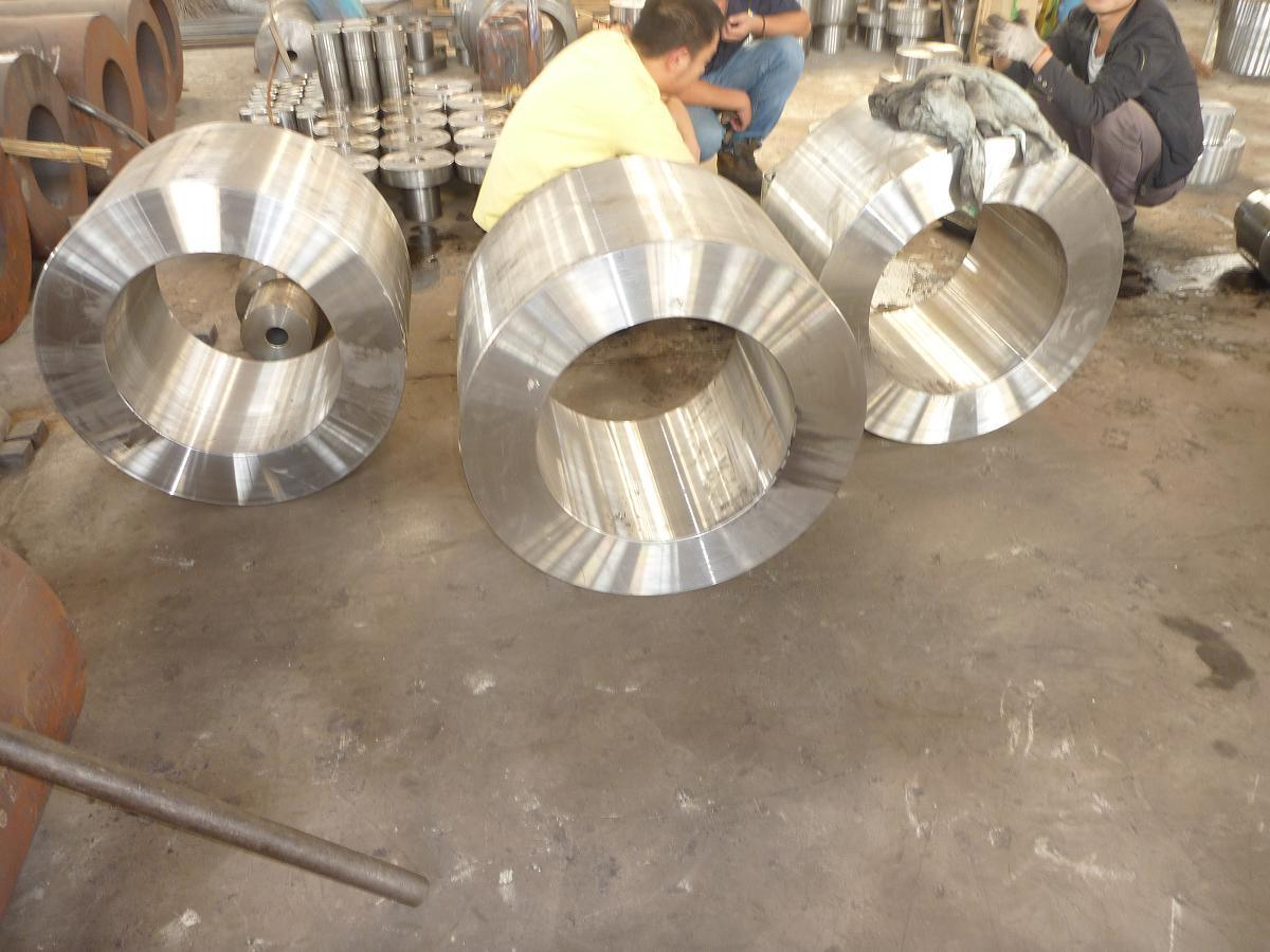 Gear Reducer Forged Rings