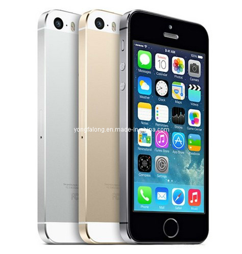 Original New Phone 5s 16GB 32GB 64GB Smart Mobile Phone