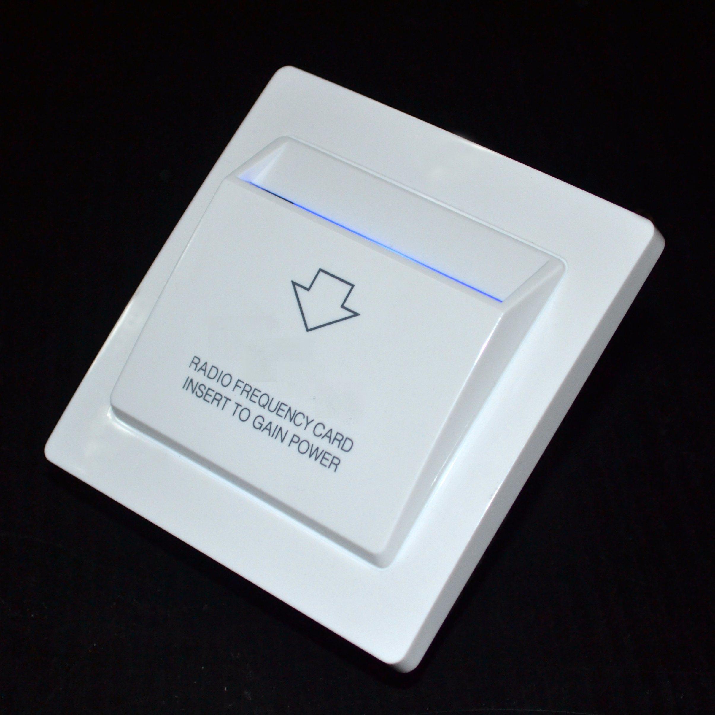 Hotel Energy Saving Switch to Gain Power