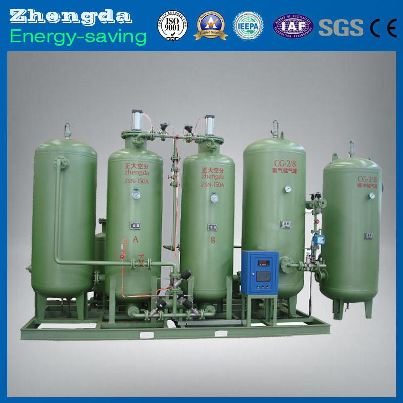 High Purity Small Psa Nitrogen Generator Prodution System for Industrial