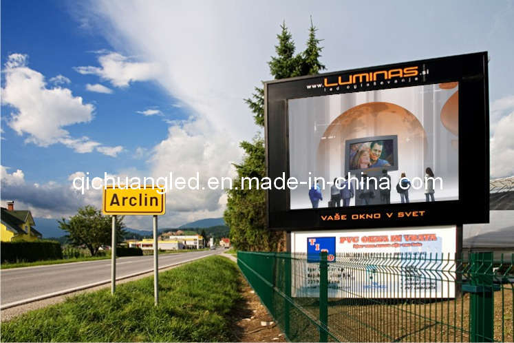 Advertising LED Billboard (P5, P6, P8, P10)