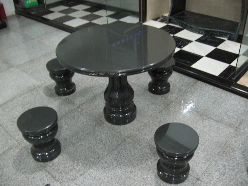 Shanxi Black Granite Table Top China Granite Granite Table Top