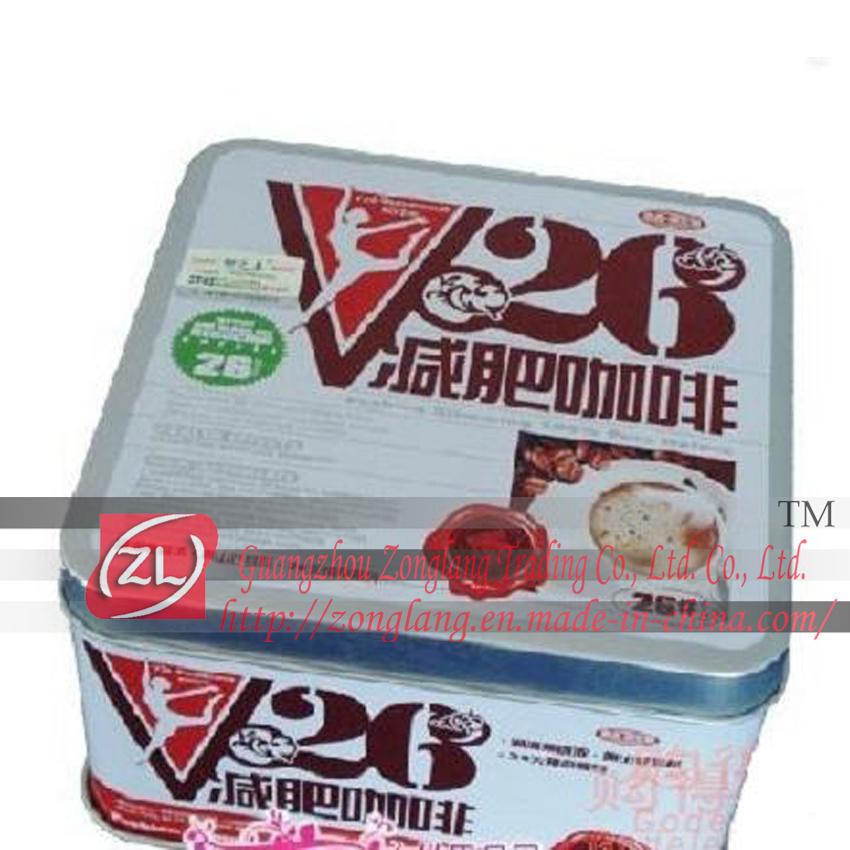 V26 Magic White Slimming Weight Lose Coffee (CF003-V26W)