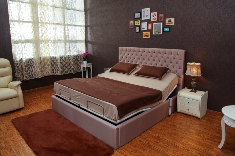 china comfort 200d hot sale adjustable bed