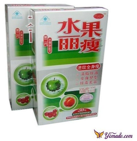 China Body Slim Fruit Beauty Slimming - China Body Slim ...