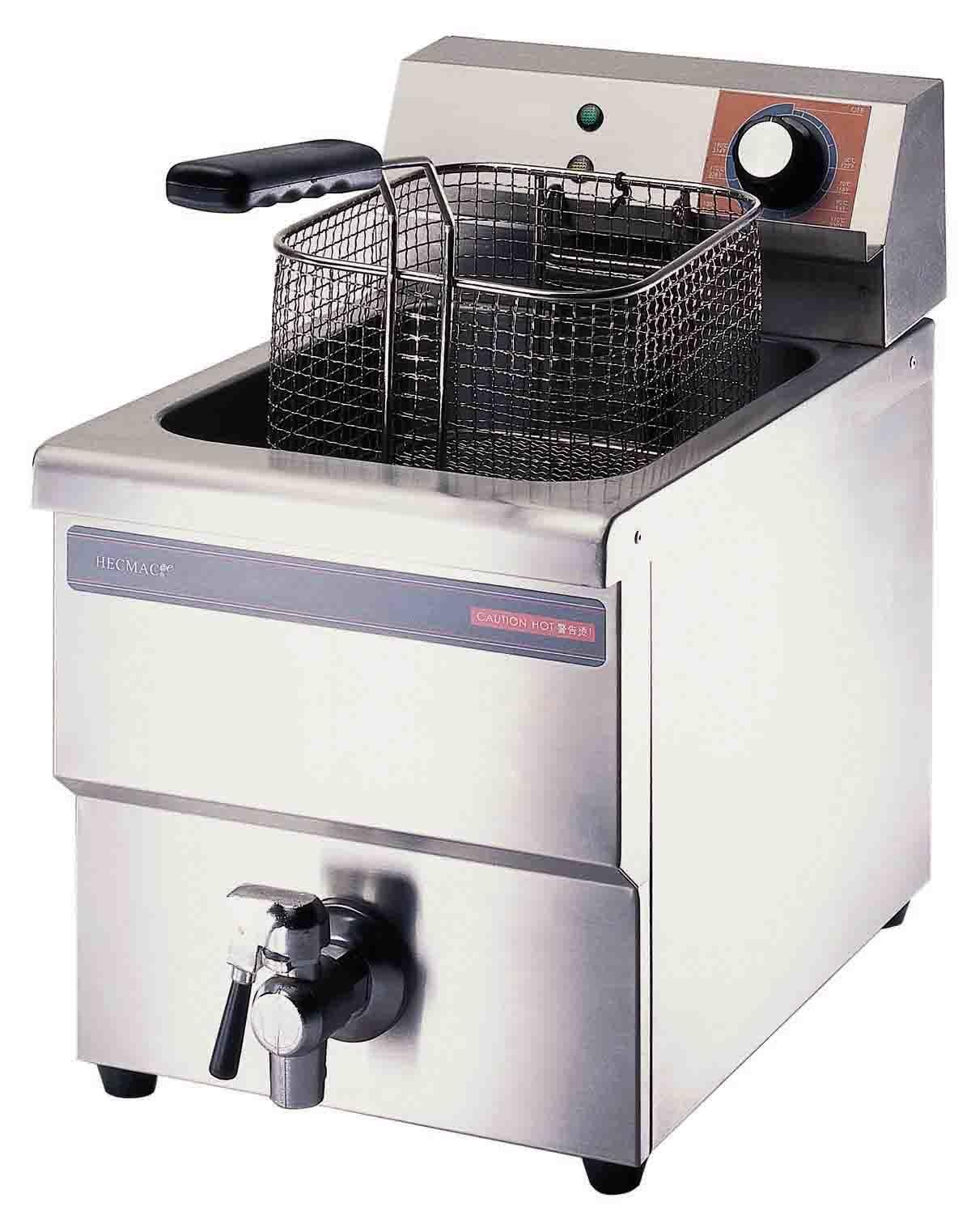 Single Tank Electric Fryer (FEHCD230)