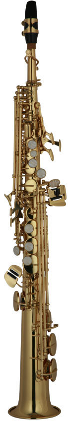 Soprano Straight Saxophone / Musical Instrument (SST-100)