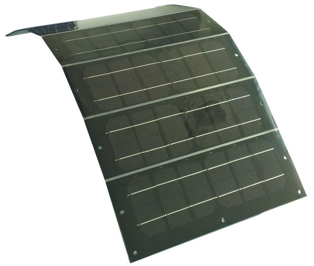 China Flexible Solar Panel Module China Flexible Solar