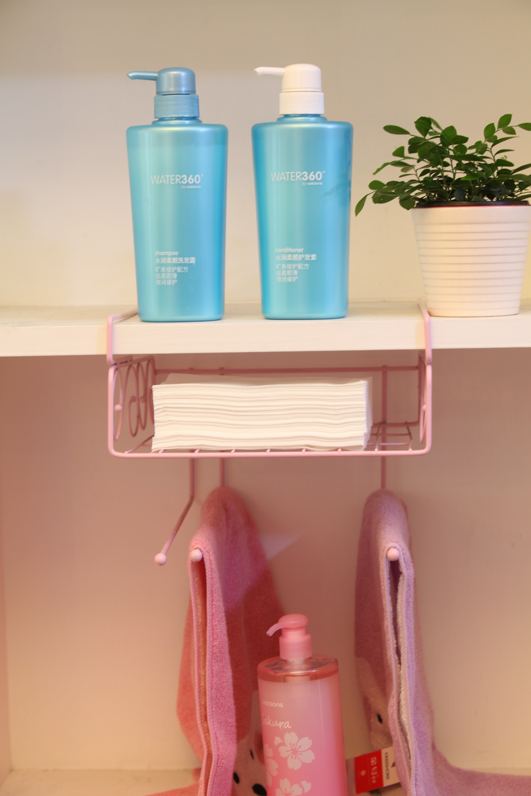 Towel Rack, Bathroom Rack, Bedroom Cabinet Towel Holder,