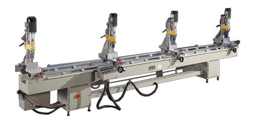 Aluminum Profile Pneumatic Multi-Head Drilling Machine (KT-368B)