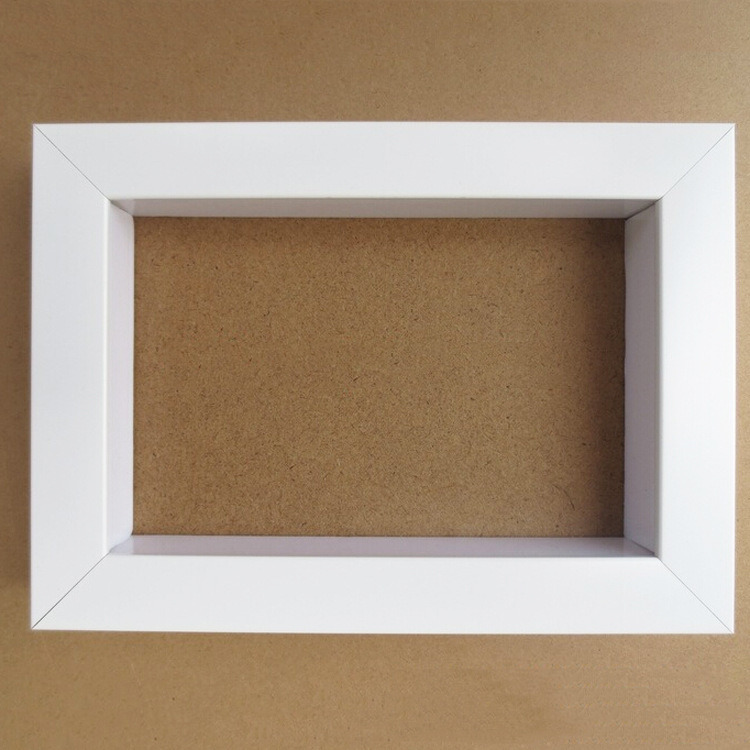 "8"" Deep Square Shadow Box Picture Frames"