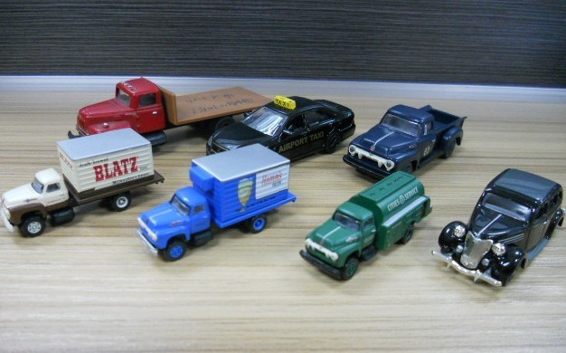 Model Car Toys 75