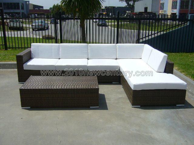 Outdoor Sofa, Garden Sofa, Patio Sofa, Rattan Sofa, Wicker Sofa