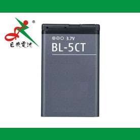 China Phone Battery For Nokia Bl 5ct China Mobile Phone