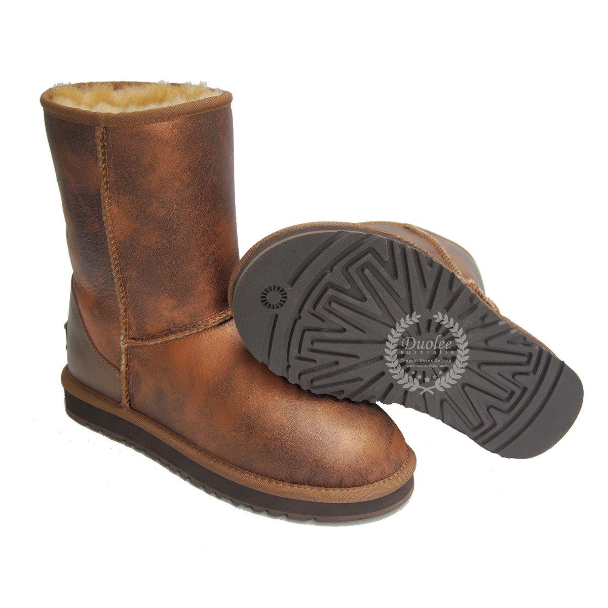 china genuine leather mini boots 5825 china mini boots