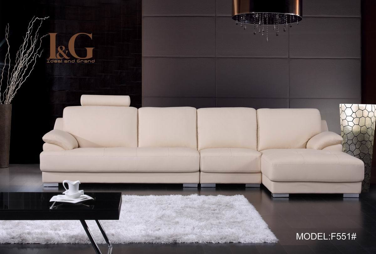 Modern contemporary sofas sofa design for Modern leather furniture