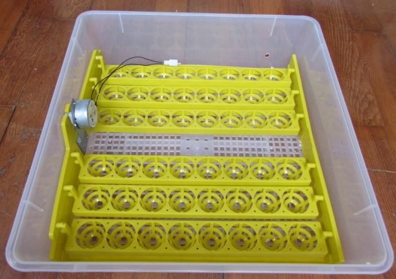CE Approved Mini Egg Incubator Hold 48 Eggs with Automatic Control Incubator