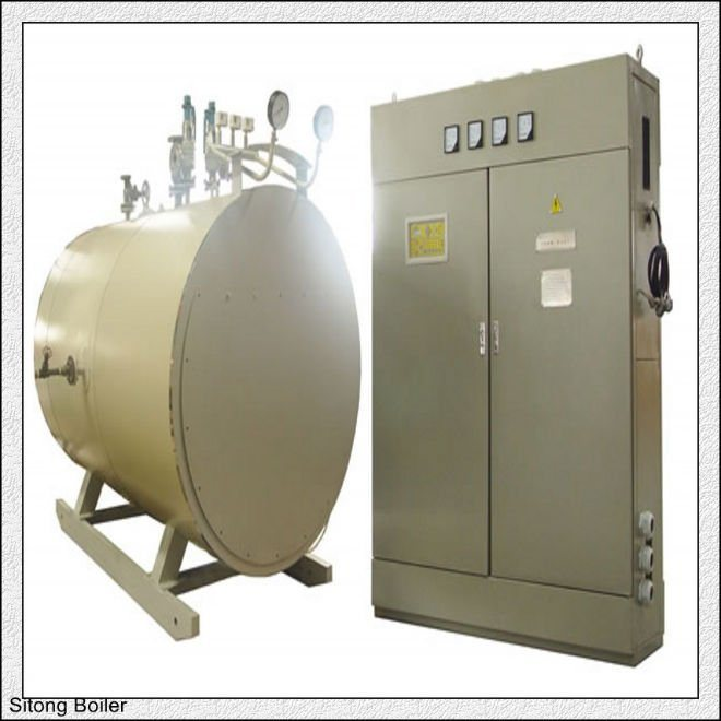 Electric Steam Boiler ~ China electric heating steam boiler wdr