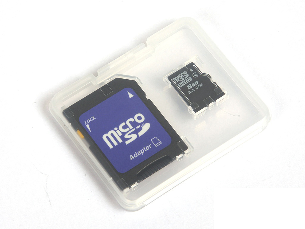 Micro SD Card 128MB-64GB (ZM-001)