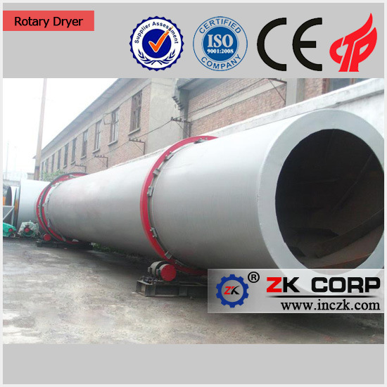Sand Drying Equipment for Ceramic Production Line