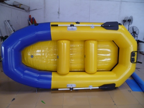 China inflatable life raft fishing boat motor boat kk b for Motor for inflatable decoration