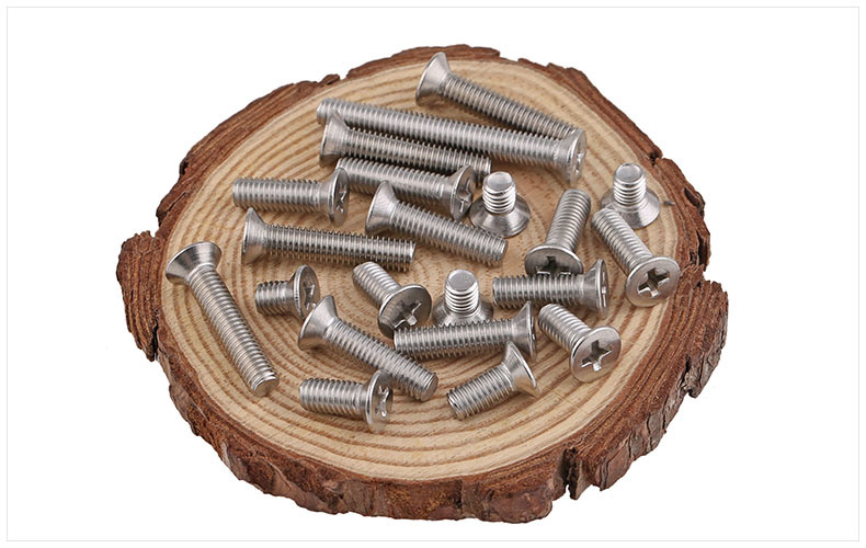 Phillips Drive Pan Head Stainless Steel Self-Drilling Screw