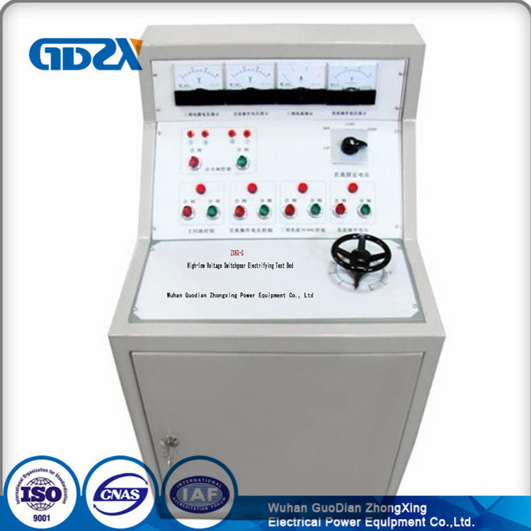 High or Low Voltage Switchgear Tester Power Supply Electrifying Testing Equipment