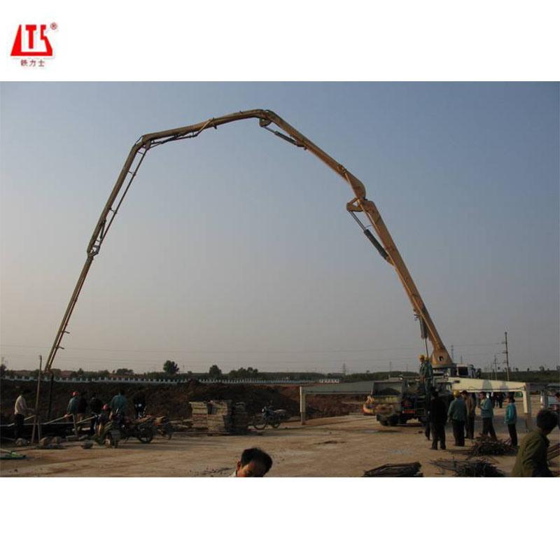 Hot Sale Trailer Concrete Pump with Conc...