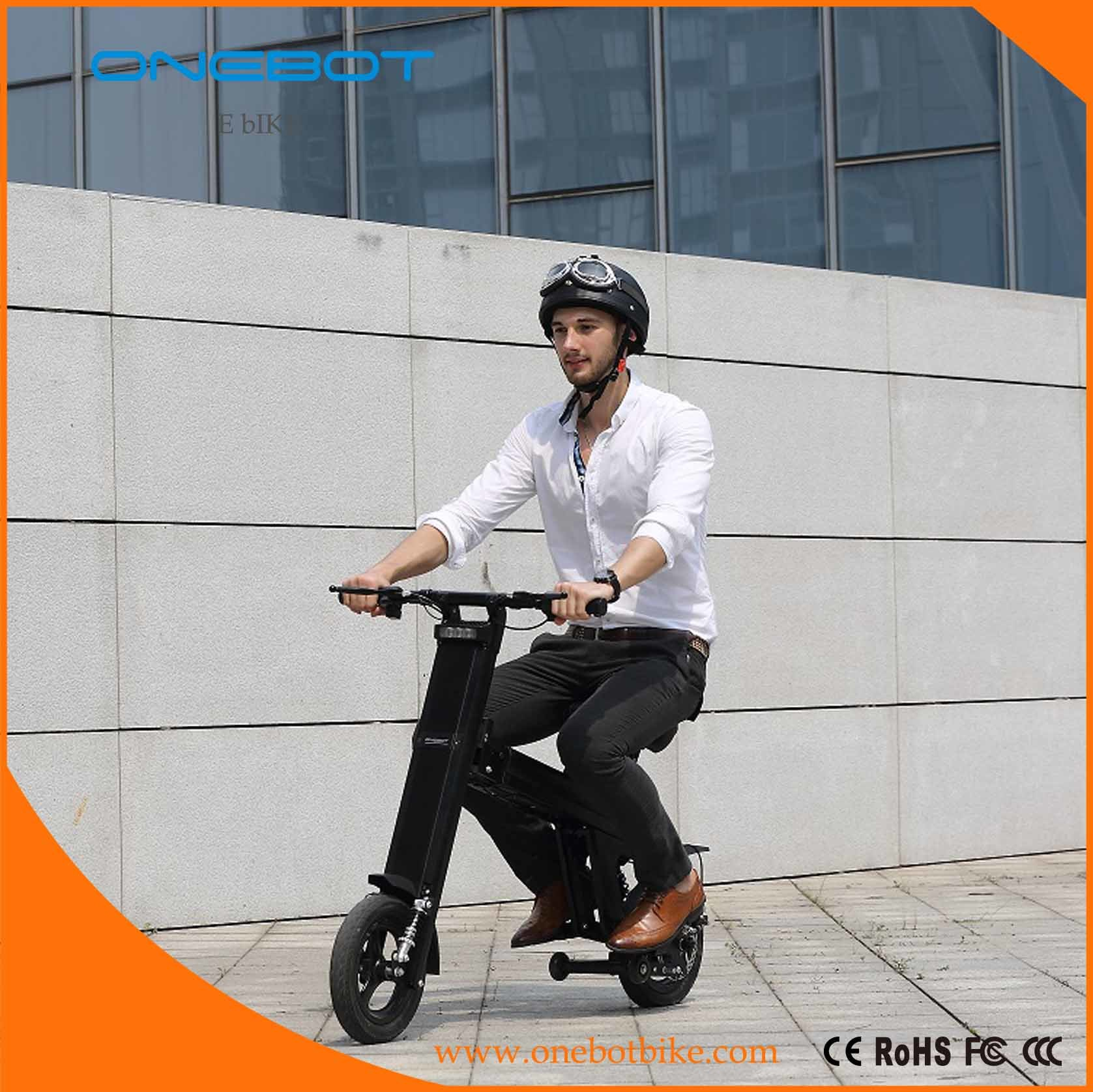 Eco Friendly Bike E Scooter Folding Electric Bicycle