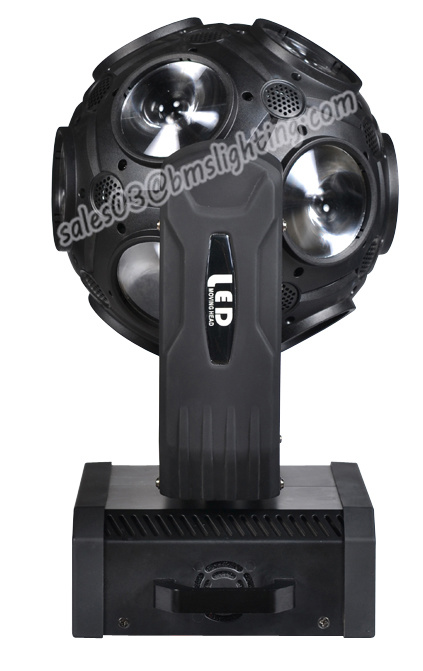 12PCS RGBW 4in1 Cosmopix Football LED Moving Head Light (BMS-8830)